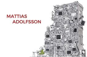 Vương quốc thu nhỏ qua đôi bàn tay của Mattias Adolfsson