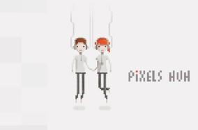 Nghệ thuật pixel trong kí ức của Octavi Navarro