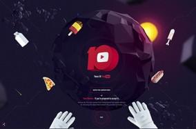 Kỉ niệm 10 năm Youtube