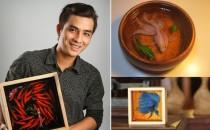 Chàng trai Việt vẽ tranh hơn 200 triệu đồng chinh phục thế giới