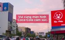 Billboard Cảm Xúc của Coca-Cola Việt Nam