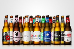Khi những thương hiệu nổi tiếng thế giới sản xuất beer. Bạn chọn chai nào?