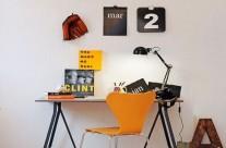 Góc làm việc sáng tạo #14 – Simple but Elegant