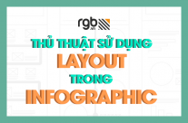 Thủ thuật sử dụng Layout trong Infographic