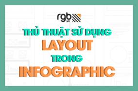 Thủ thuật sử dụng Layout trong Infographic