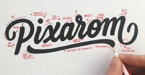 Các bước cơ bản để thiết kế một font chữ