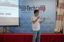 WorkShop TechCamp SaiGon Uni 2015