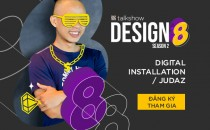 Talkshow Design8 S2 – #1: Digital Installation / Judaz