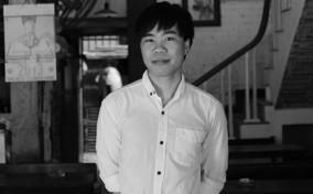 Đào Huy Hoàng – Thầy dạy chữ Calligraphy 9X