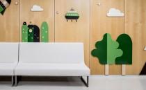 Parc d'Atencions – Dự án bệnh viện cho trẻ em với thiết kế độc đáo
