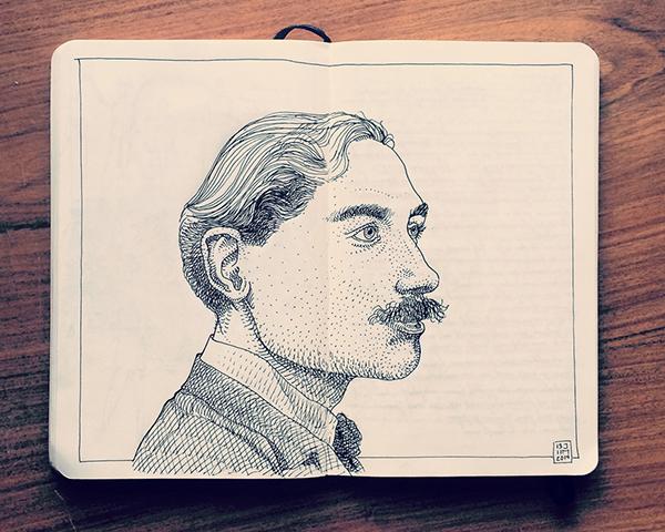 RGB.vn_2.2 Sketchbook 2014 by Jared Muralt