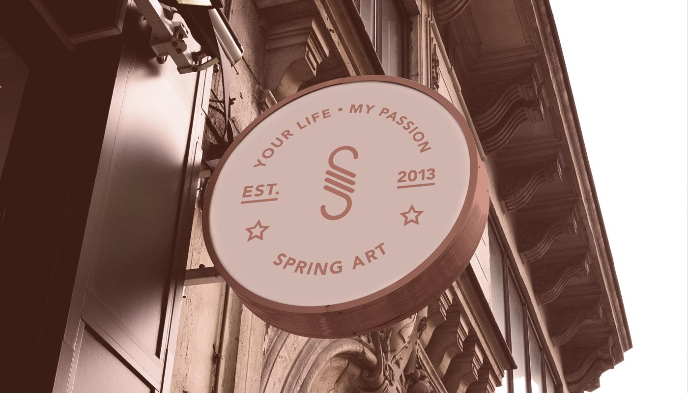 Spring Art - Do Trong Dat