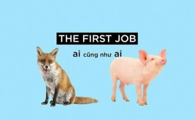 "Workshop ""The First Job"" cùng Leo Dinh – CEO Red Cat Motion"
