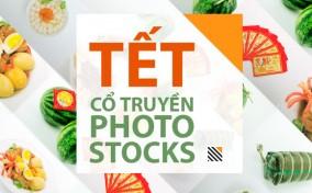 Chia sẻ bộ Stock ảnh Tết Cổ Truyền Việt Nam