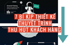 7 bí kíp thiết kế thuyết trình thu hút khách hàng