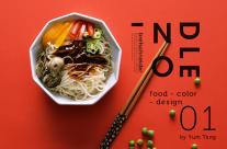 Food – Colour – Desing bởi Yum Tang – Phần 01