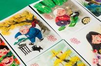 """Postcard """"Tết đoàn viên"""" cực dễ thương của họa sĩ Phạm Quang Phúc"""