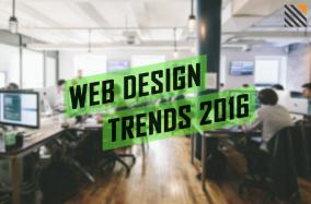 Xu hướng thiết kế web 2016