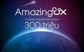 Amazing UX – Cuộc thi thiết kế UX online lớn nhất Việt Nam 2016