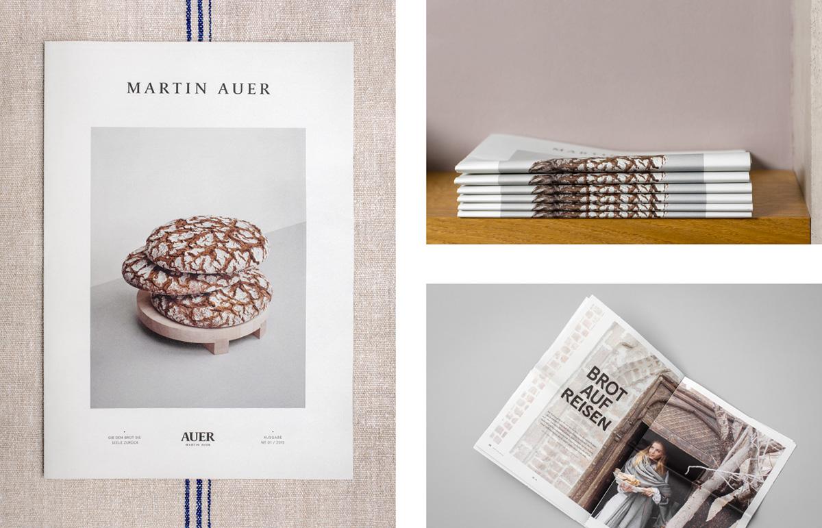 Martin Auer Magazin - Publishing by moodley brand identity ,Viola Prüller & Nicole Lugitsch