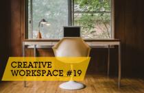 Góc làm việc sáng tạo #19