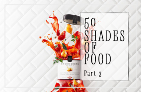 50 shades of food: Part 3