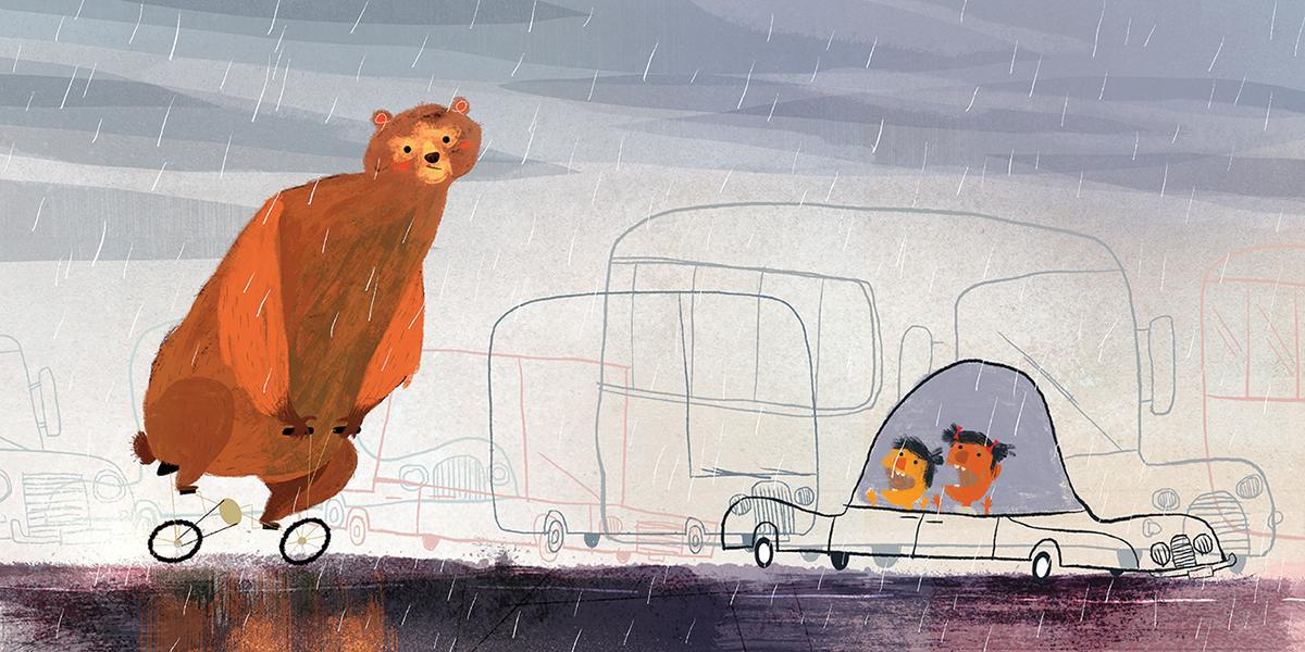 Books aren´t for Bears (Mark Barry)
