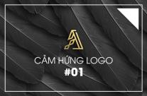 Cảm Hứng Logo #1: Chữ A