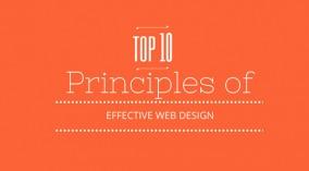 10 Yếu tố cơ bản tạo nên Thiết kế Web hiệu quả