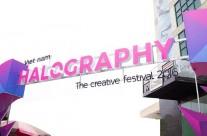 Tổng hợp hình ảnh sự kiện sáng tạo Vietnam Halography – Behance Portfolio Reviews 2016 (P.2)