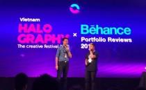 Bùng nổ đêm gala sự kiện sáng tạo Vietnam Halography 2016