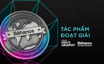 Các tác phẩm đoạt giải Behance Portfolio Reviews – Halography Race Contest 2016