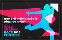 Trao giải thưởng cuộc thi sáng tạo nhanh Halography Race Contest 2016