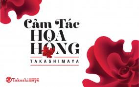 Cảm Tác Hoa Hồng Takashimaya – Cuộc thi sáng tác nghệ thuật dành cho giới trẻ