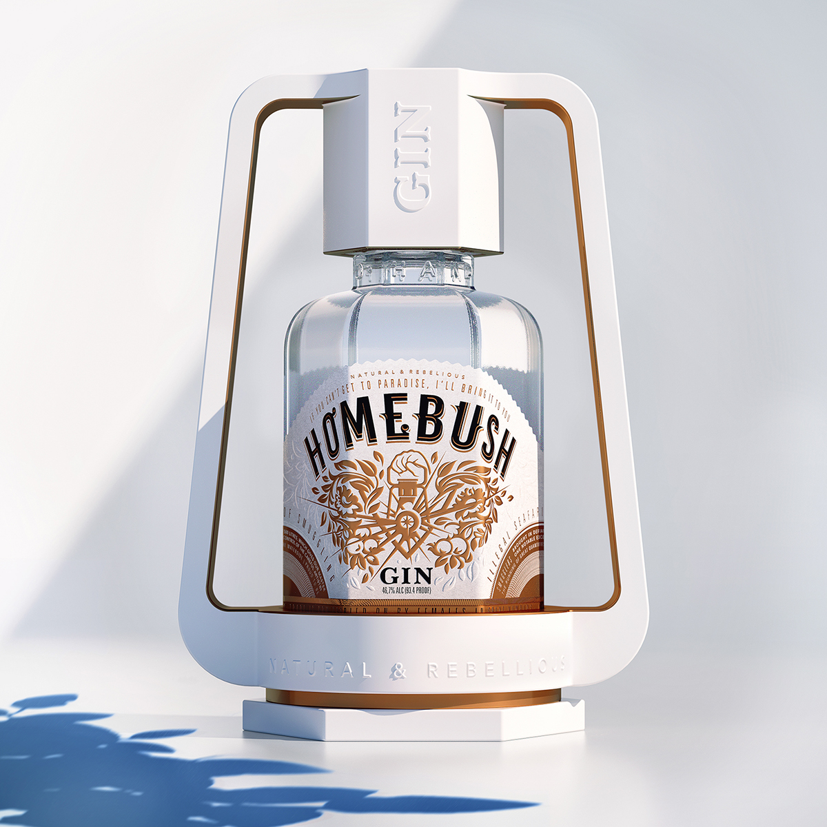 Homebush - Gin