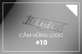 Cảm Hứng Logo #10: Chữ J
