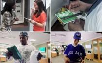 Máy cảm ơn tự động – Chiến dịch quảng cáo độc đáo của ngân hàng TD