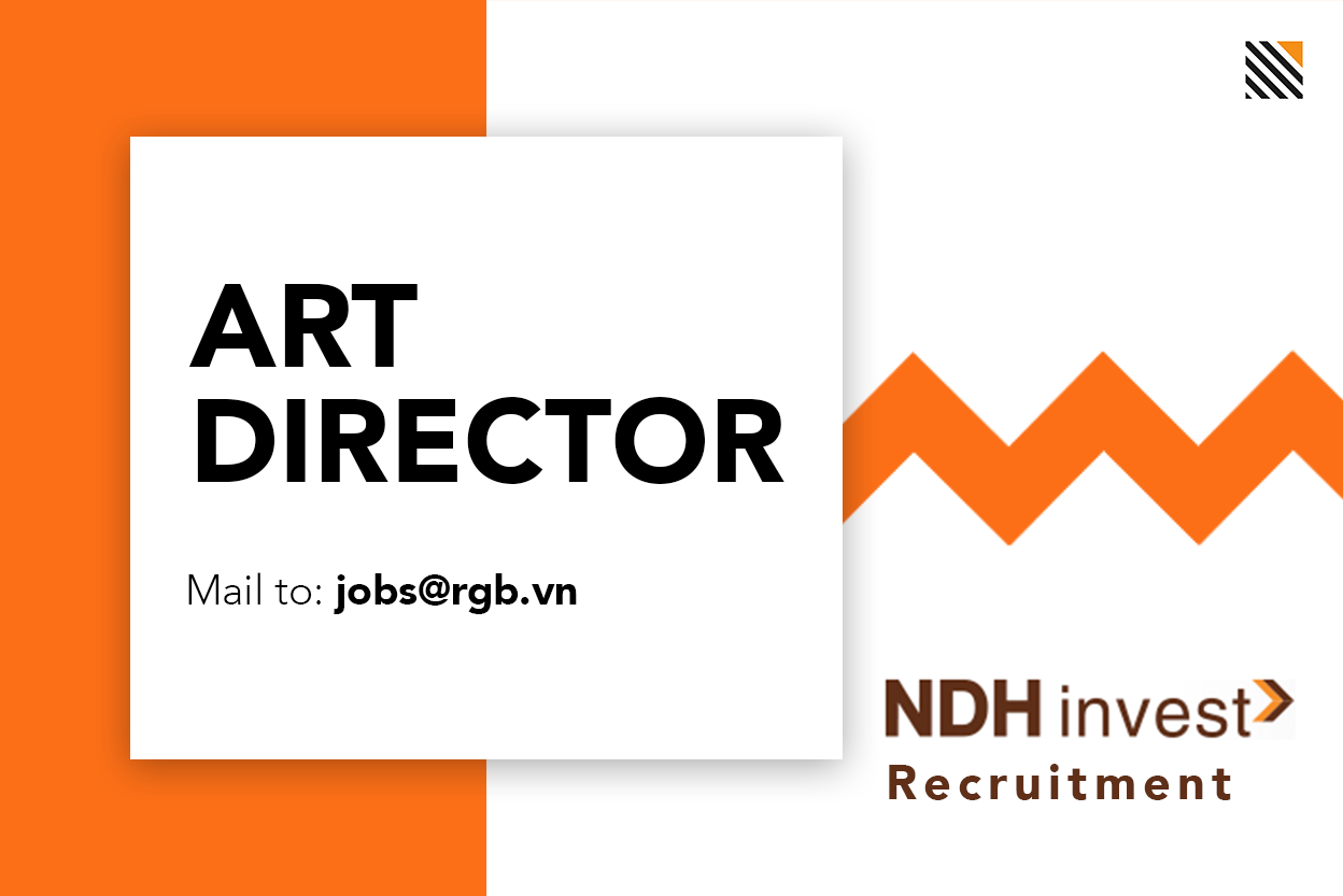 Tuy n d ng designer 17 7 ndh invest ins motion for Jobs art director dusseldorf