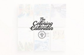 The Coloring Calendar – Tùng Nâm