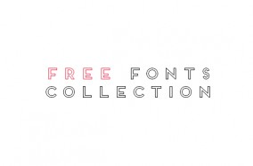 """Chia sẻ những bộ Font """"miễn phí"""" cực cool"""