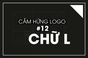 Cảm Hứng Logo #12: Chữ L
