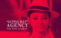 Agency phiên bản The Face – Bộ ảnh hài hước về cuộc sống của một Account