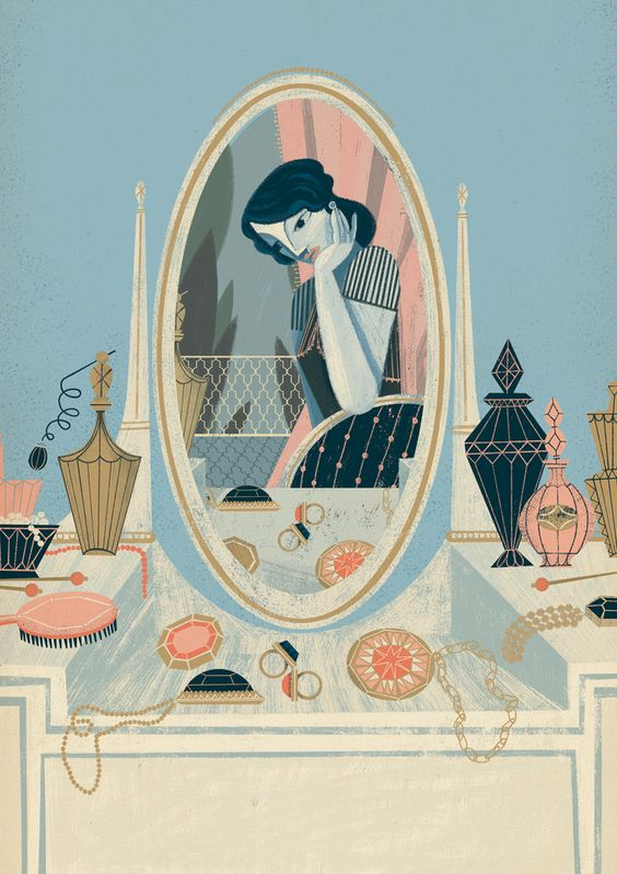 Various illustrations. Winter 2015-2016 by Gosia Herba