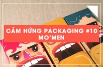 Cảm hứng Packaging #10: MO'MEN