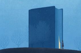 Lee Jungho – Nghệ sĩ Hàn Quốc vẽ nên những bức minh họa siêu thực