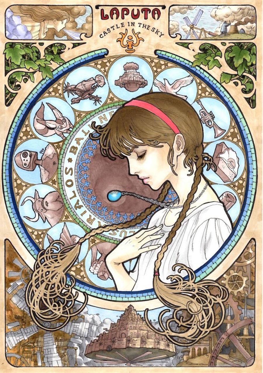 rgb_Art-Nouveau-lay-cam-hung-tu-chan-dung-cac-nhan-vat-cua-Mizayaki_2