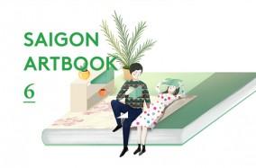 Saigon Artbook 6 và Những tượng đài của nghệ thuật underground