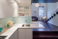 Hoá phép căn hộ 40m2 trở thành tầng áp mái trong mơ tại Manhattan
