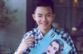 Phan Đăng Hoàng – người Việt đầu tiên xuất hiện trên tạp chí nghệ thuật của Mỹ