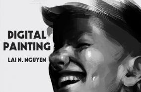 Những bức vẽ Digital Painting của Artist Nhựt Nguyễn